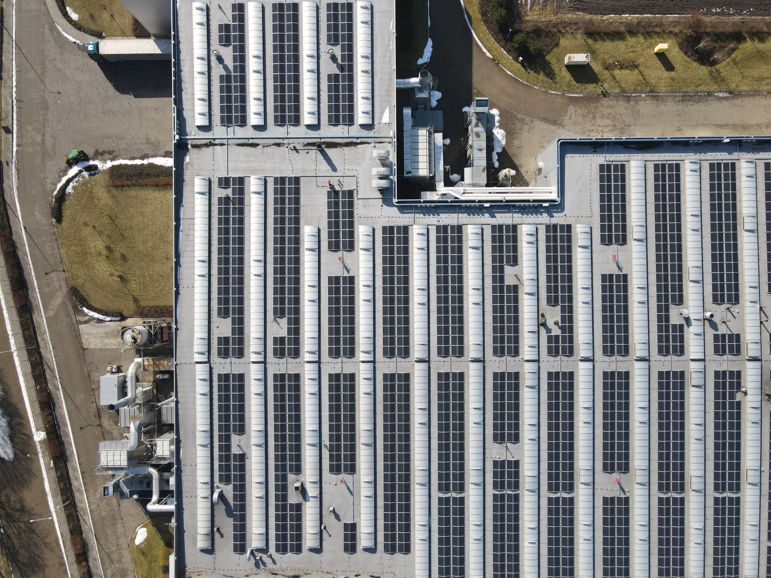Солнечные батареи, улица Рогозинская